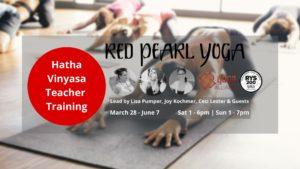 Yoga Teacher Training(not just for teachers!)